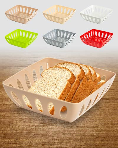 SQUARE BREAD BASKET